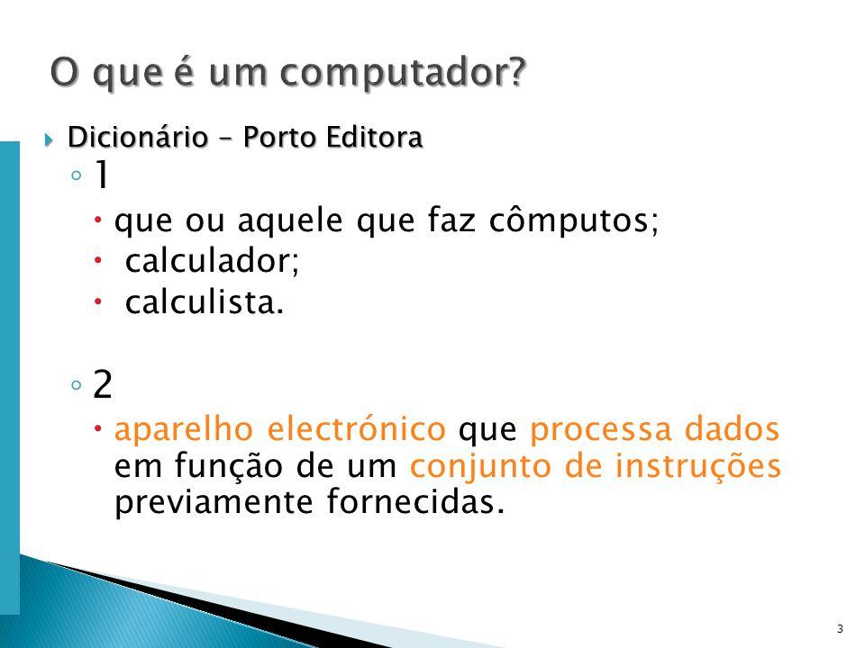 Escola Superior de Tecnologia de Tomar – Departamento de Eng. Informática 14