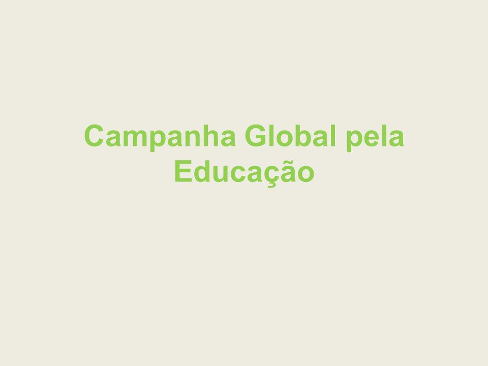Campanha Global pela Educação
