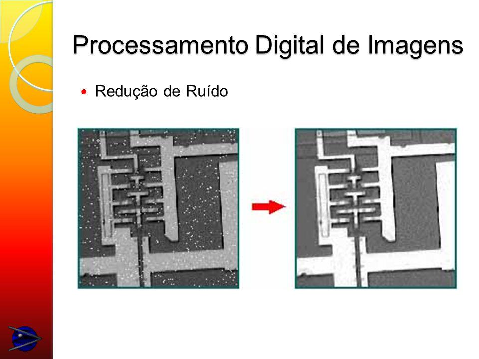 Processamento Digital de Imagens Redução de Ruído