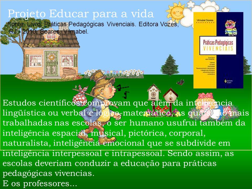 No meu ver, esse depoimento é o caminho para a revolução educacional. Por quê? Porque a solução está no exercício da vocação, ou seja, no desenvolvime