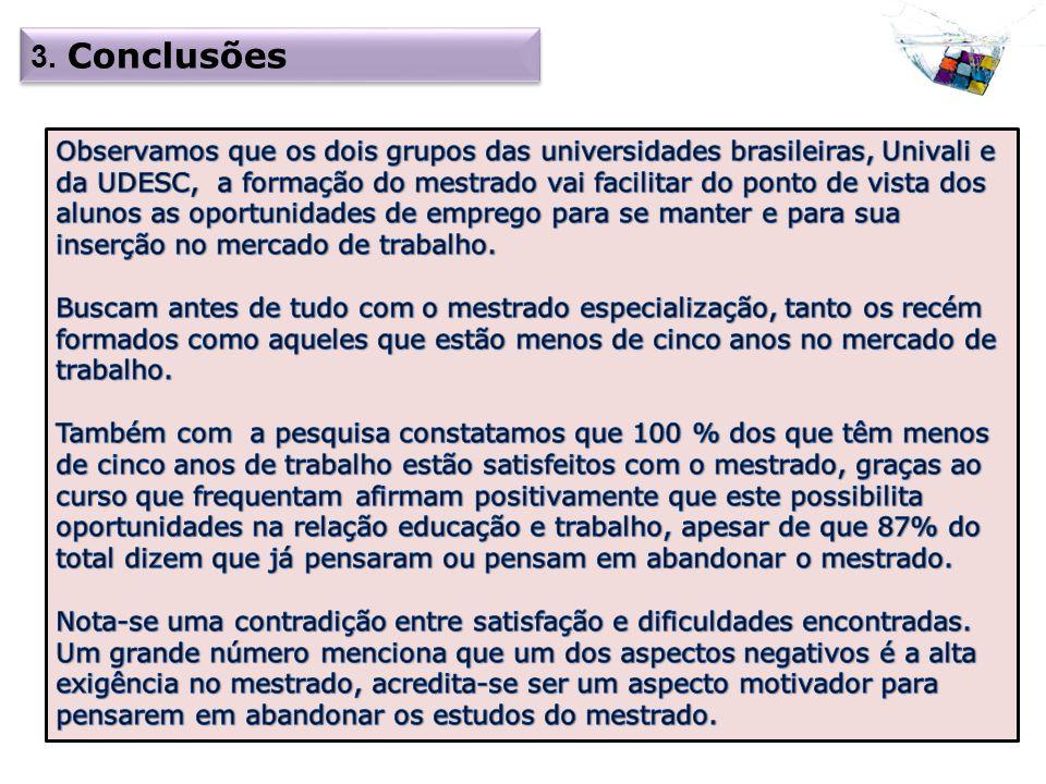 3. Conclusões