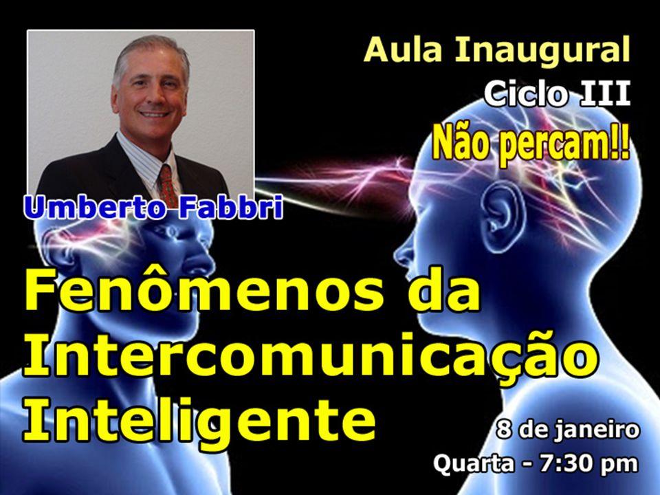 O Fenômeno Mediúnico Através dos Tempos; O Fenômeno Mediúnico Através dos Tempos; Os Médiuns Precursores ; Os Médiuns Precursores ; Finalidades e Mecanismos das Comunicações Mediúnicas ; Finalidades e Mecanismos das Comunicações Mediúnicas ; Natureza das Comunicações Mediúnicas ; Natureza das Comunicações Mediúnicas ; As Evocações e as Comunicações Espontâneas dos Espíritos ; As Evocações e as Comunicações Espontâneas dos Espíritos ; Evolução das Formas e Meios para as Comunicações Mediúnicas ; Evolução das Formas e Meios para as Comunicações Mediúnicas ;
