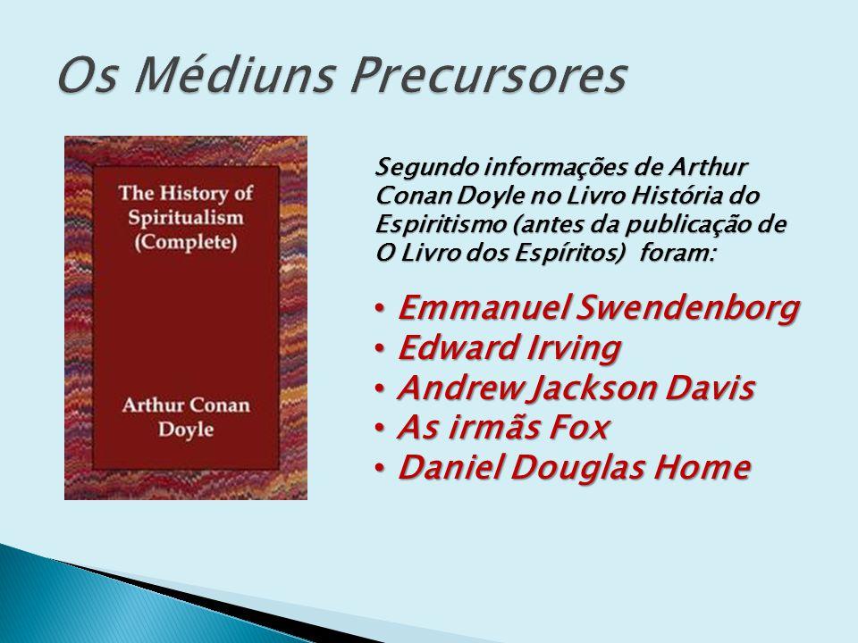 O Livro dos Médiuns – Allan Kardec O Livro dos Médiuns – Allan Kardec Apostila ESDE – Programa Complementar da FEB – Federação Espírita Brasileira.