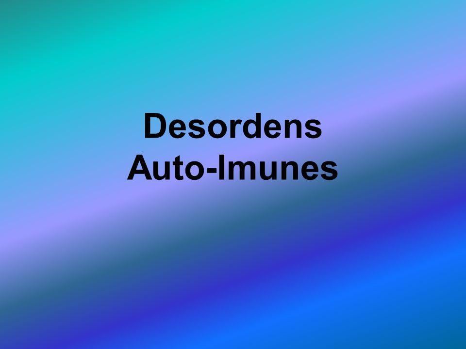 Desordens Auto-Imunes