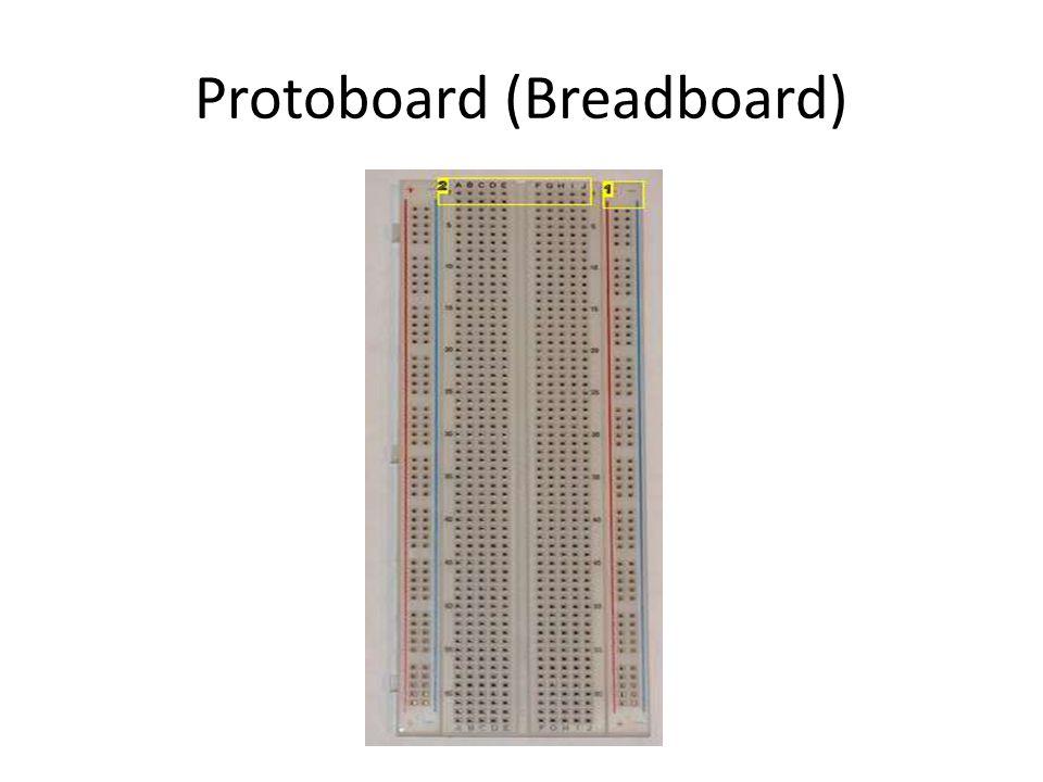 Protoboard (Breadboard)