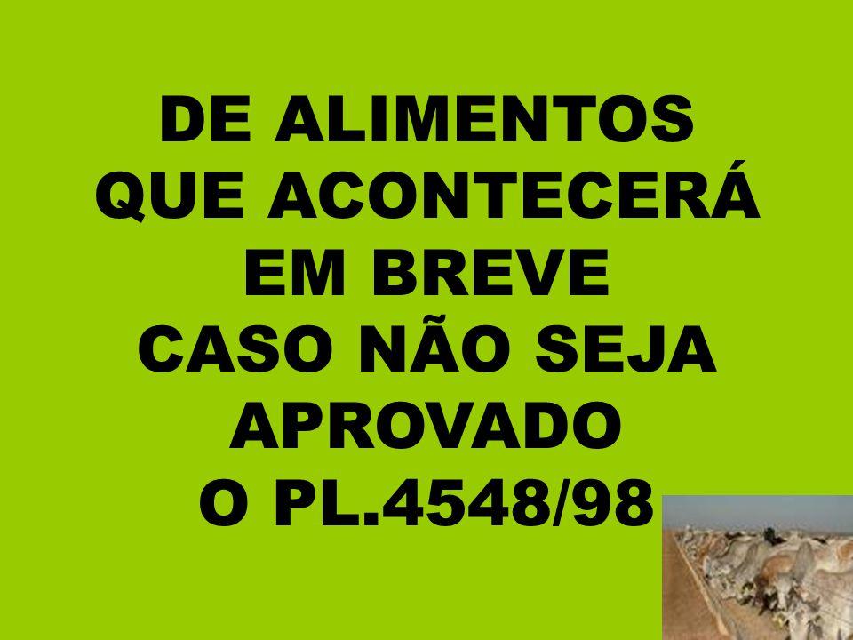 OS BRASILEIROS AO DESEMPREGO DOS CAMPOS AOS LABORATÓRIOS IMPONDO PONTO DE VISTA PREMEDITANDO O DESABASTECIMENTO