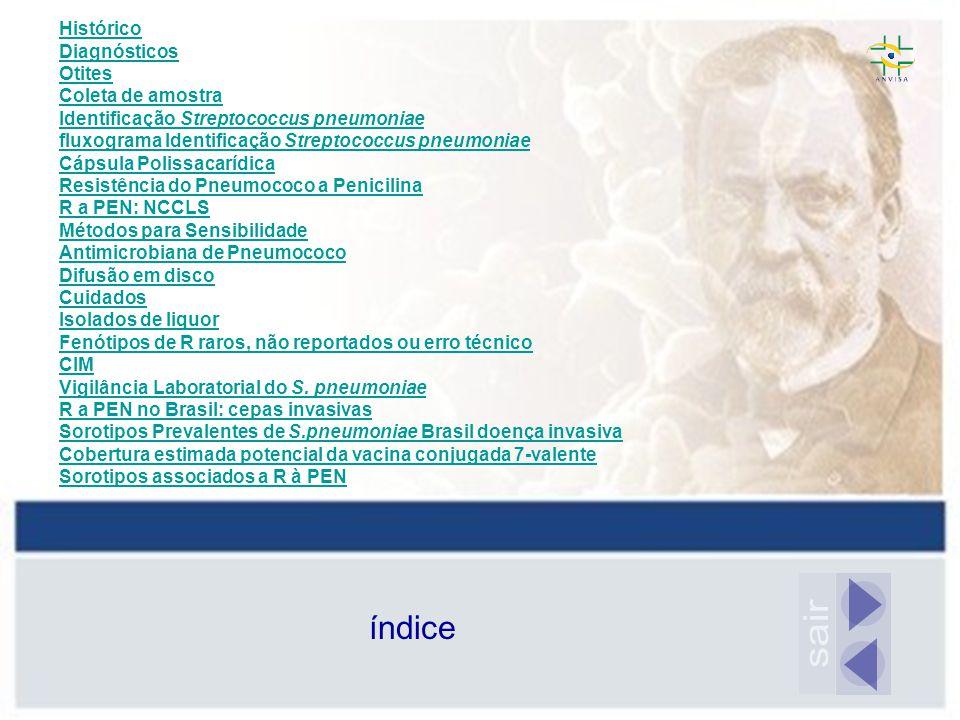 R a PEN no Brasil: cepas invasivas Ano % 26,9 24,9 22,9 20,7 14,8 10,2 13,6 14,3 22,1 12,8 15,1 27,2