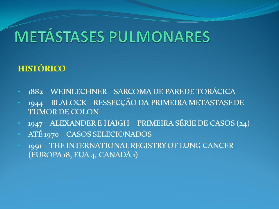 LINFANGITE CARCINOMATOSA EM TUMOR RENAL