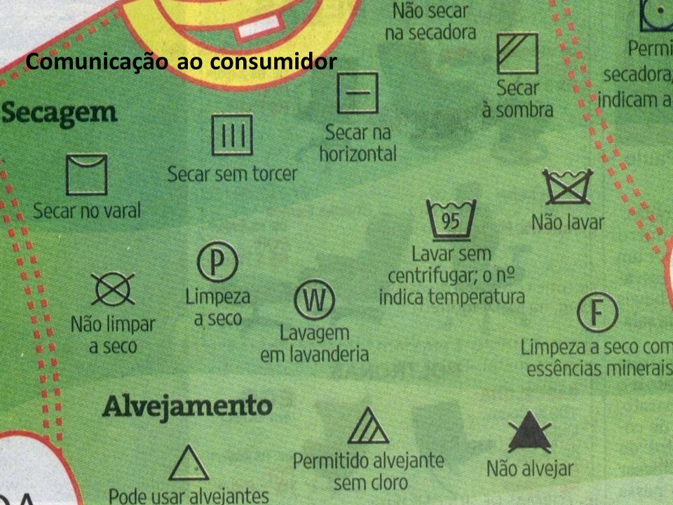 Comunicação ao consumidor