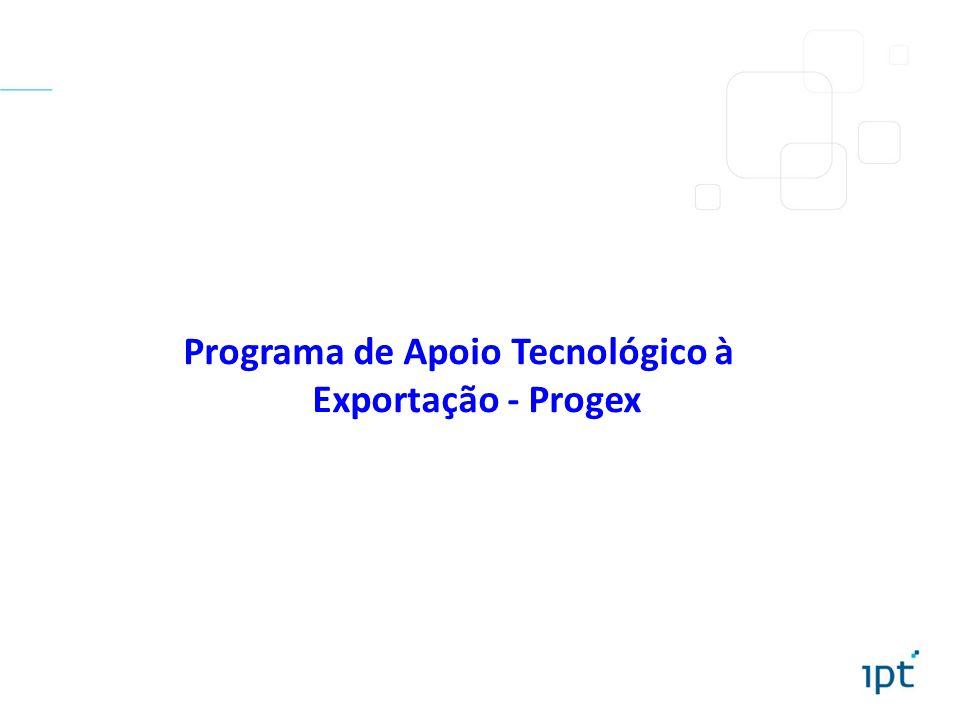 Programa de Apoio Tecnológico à Exportação - Progex