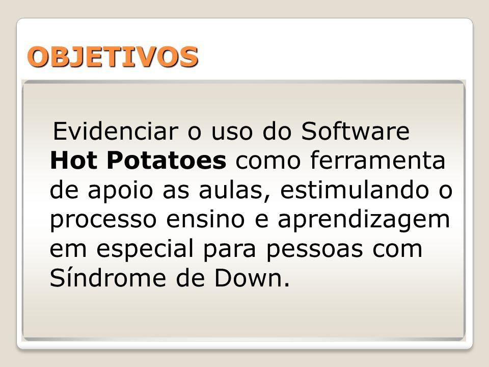 Síndrome Down x Aprendizado Computador Enriquece as aulas através de imagens, vídeos, sons e textos.