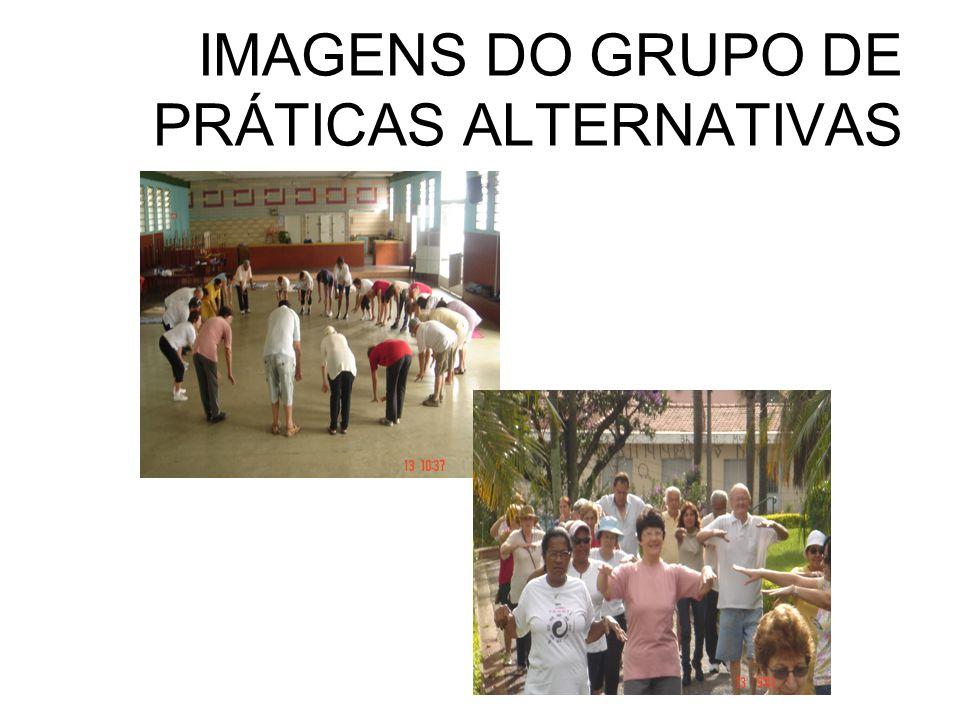 IMAGENS DO GRUPO DE PRÁTICAS ALTERNATIVAS