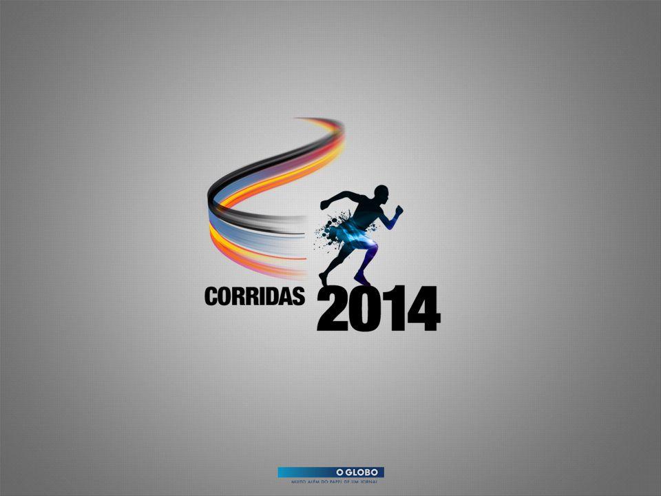 A corrida já se tornou um dos esportes preferidos do carioca.