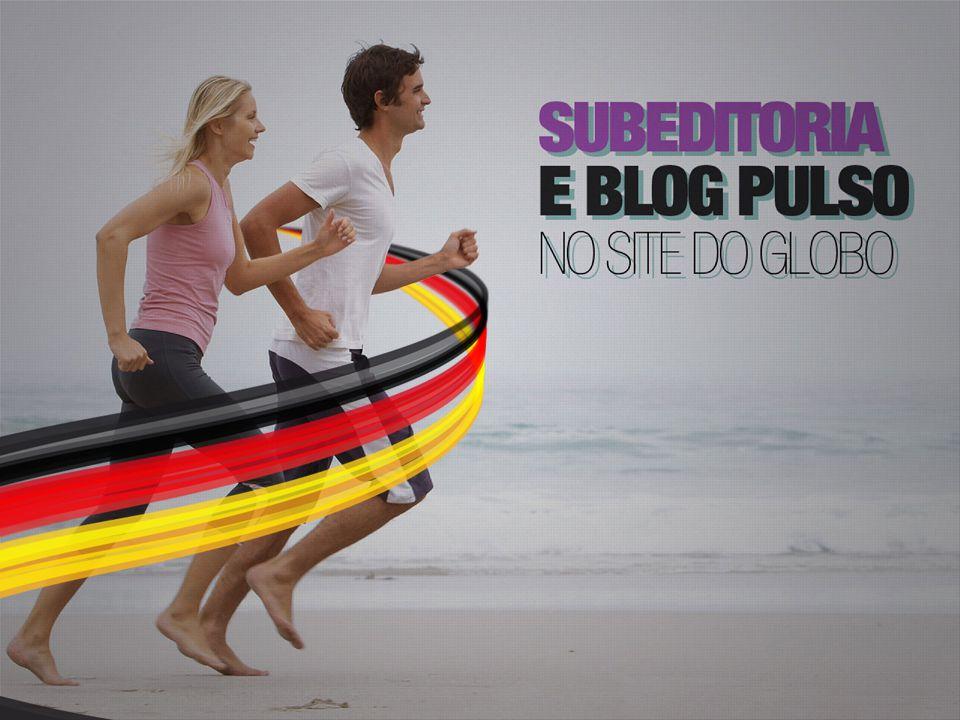 No site do Globo, a Subeditoria e o Blog Pulso trazem a cobertura das provas, interatividade e muita informação sobre o mundo das corridas.