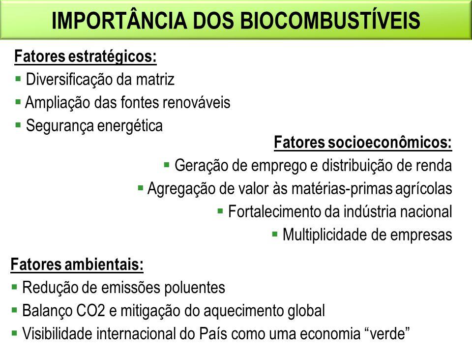 DESAFIOS PARA BIOCOMBUSTÍVEIS NO MUNDO 1.