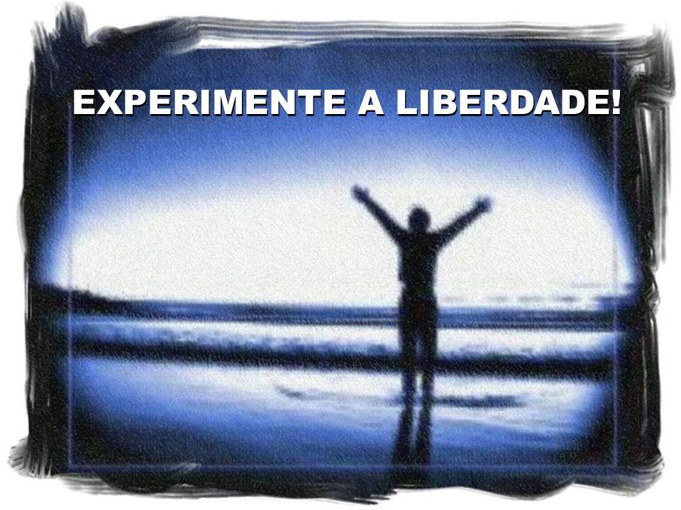 EXPERIMENTE A LIBERDADE!