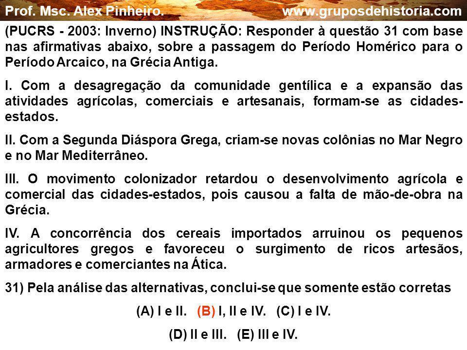 Prof.Msc. Alex Pinheiro.