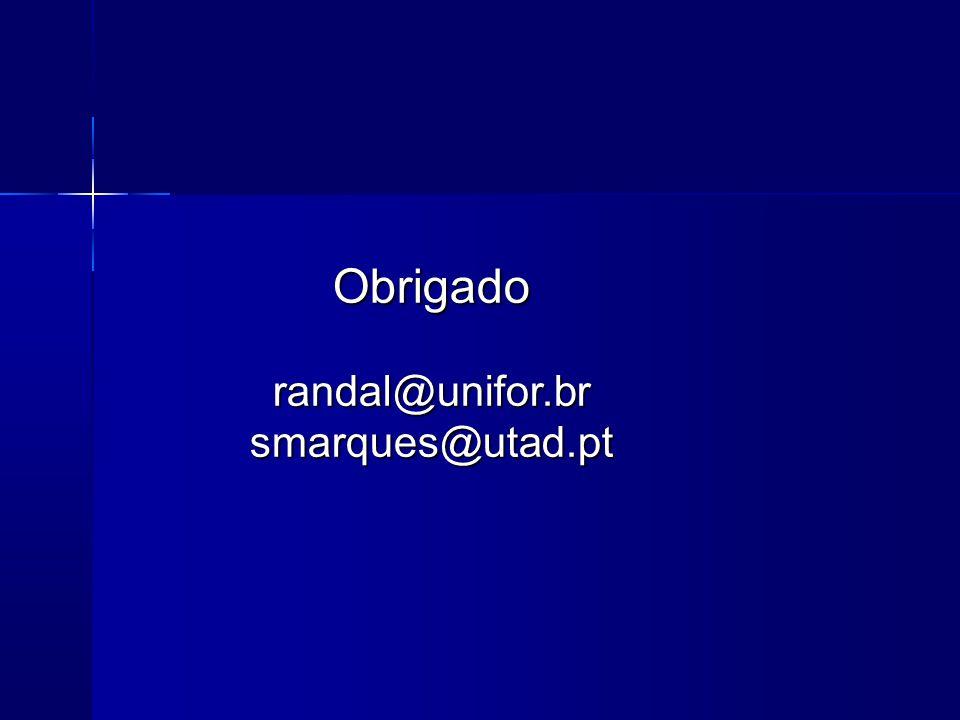 Obrigadorandal@unifor.brsmarques@utad.pt
