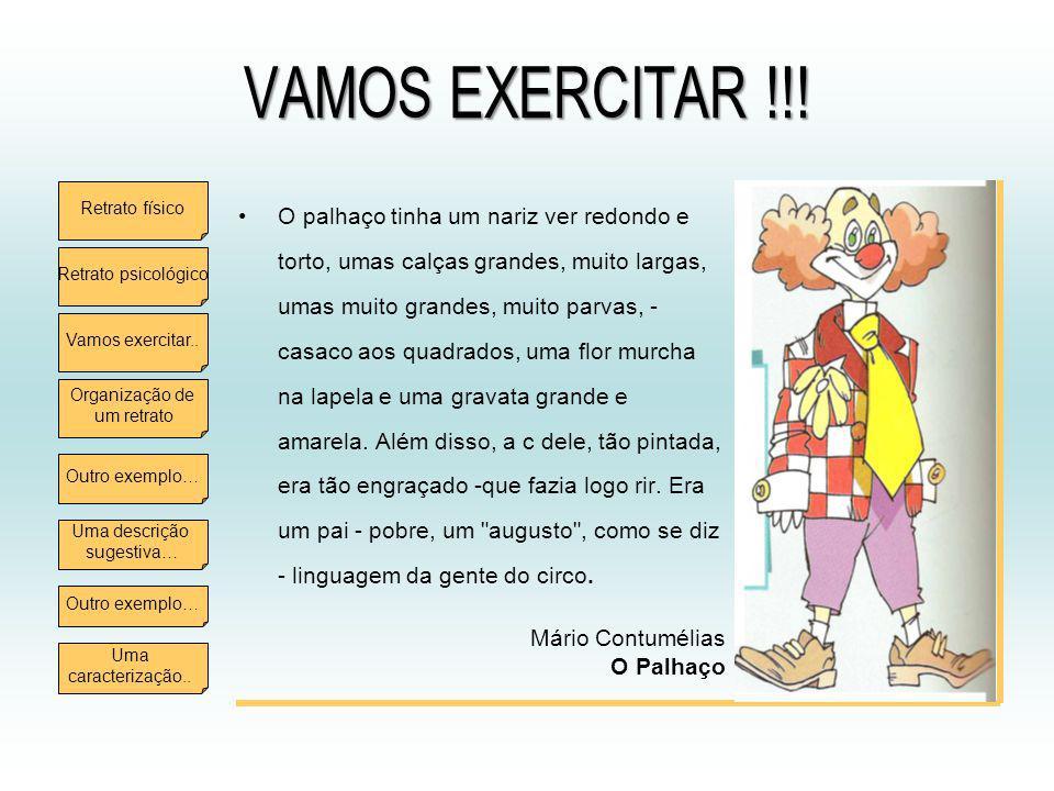 Vamos exercitar..