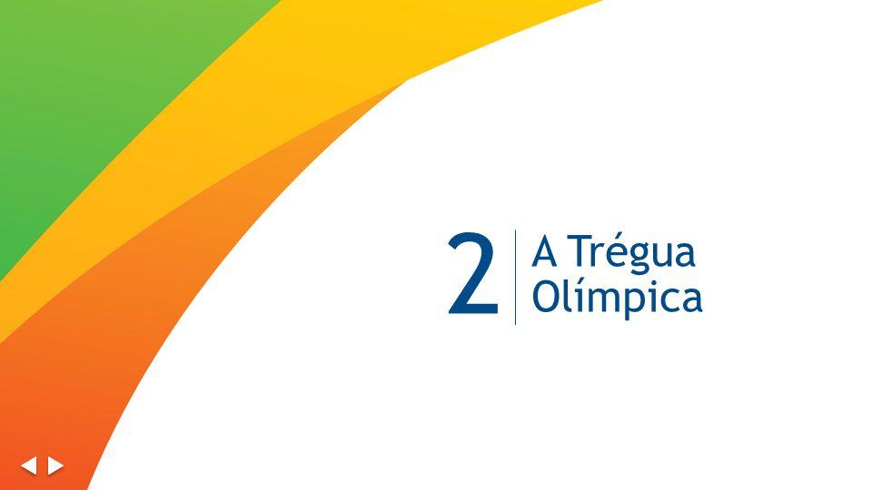 2 A Trégua Olímpica
