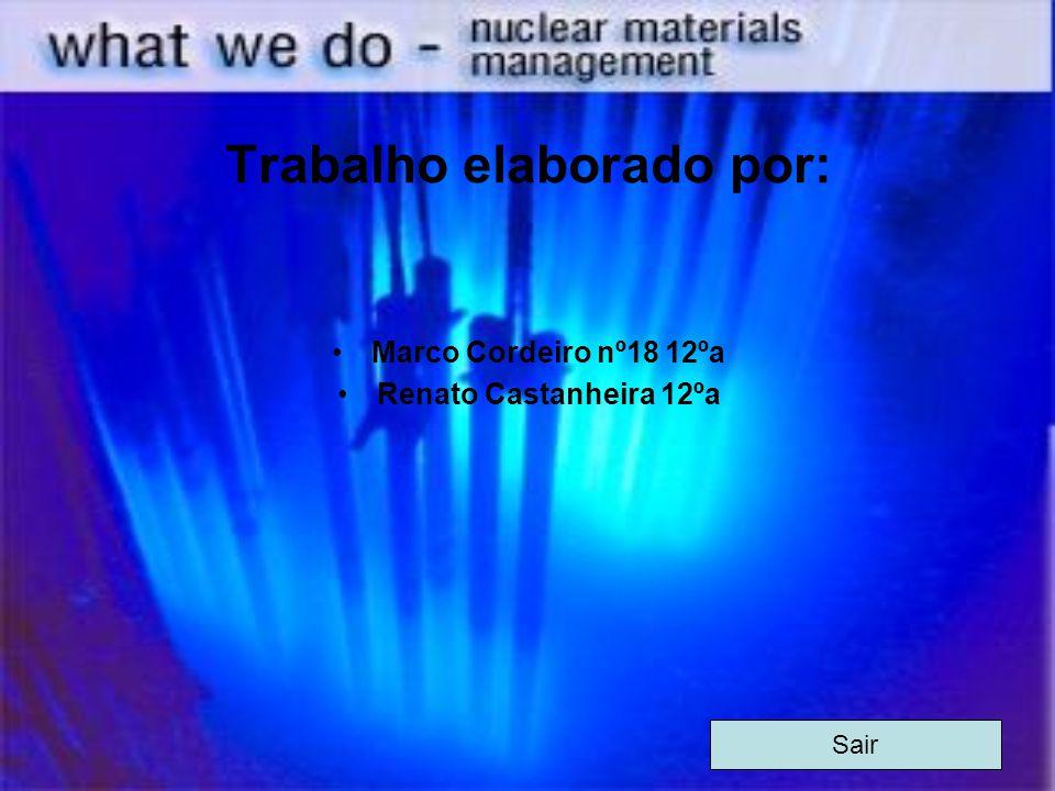 Trabalho elaborado por: Marco Cordeiro nº18 12ºa Renato Castanheira 12ºa Sair