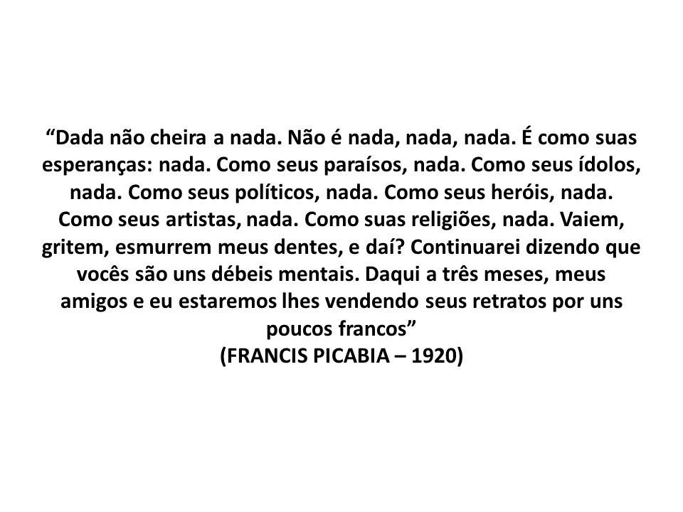 O CRÍTICO DE ARTE, RAOUL HAUSMAN,1919