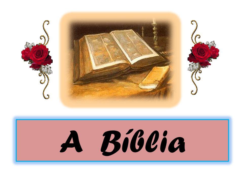A Bíblia chegou e chega até nós, sendo Palavra de Deus e Fruto da revelação direta de Deus.