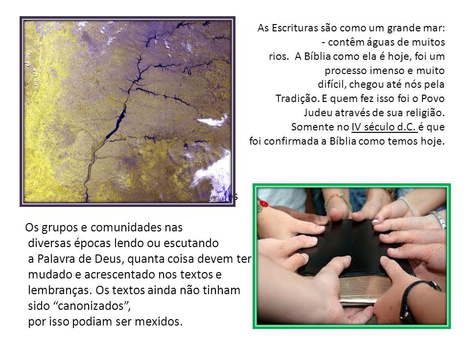 A Bíblia é lida de muitas maneiras na América Latina.