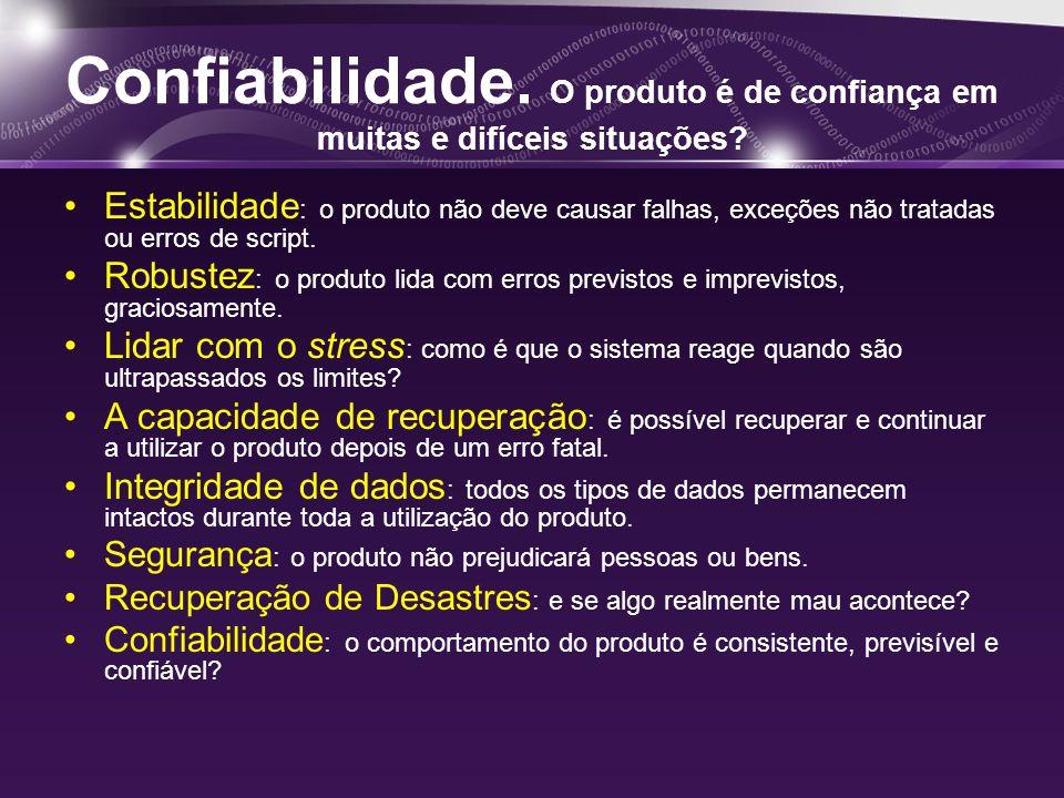 Portabilidade.É a transferência do produto para diferentes ambientes possível.