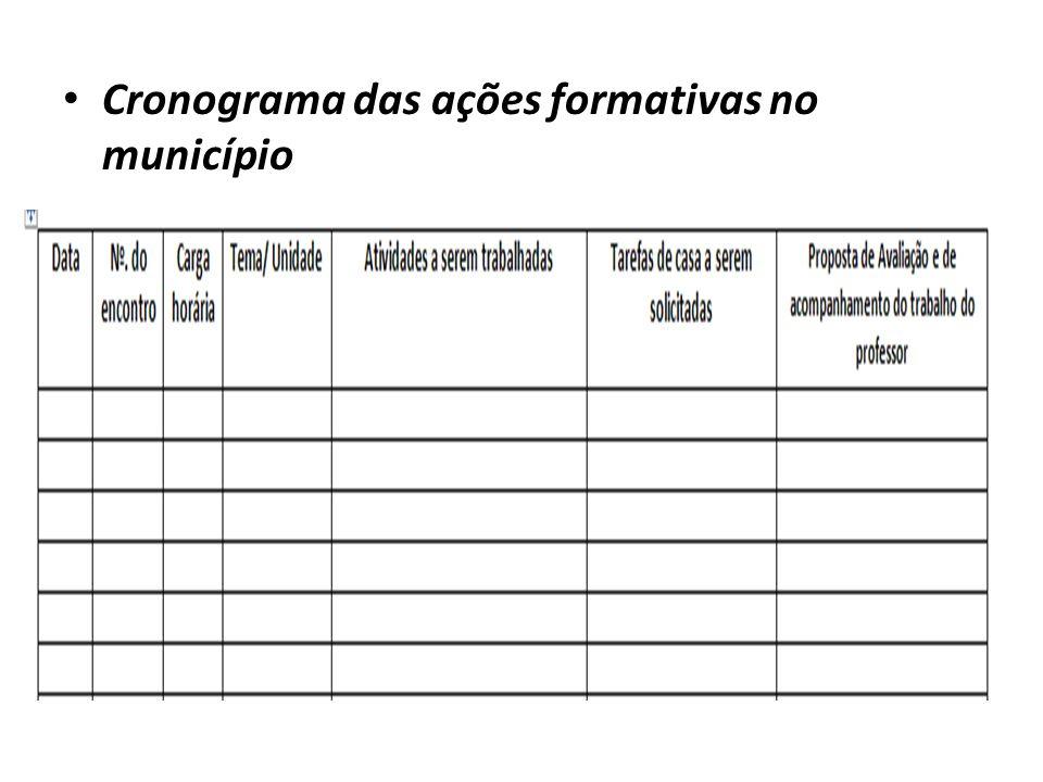 e)acompanhar a prática pedagógica dos professores alfabetizadores; Como.