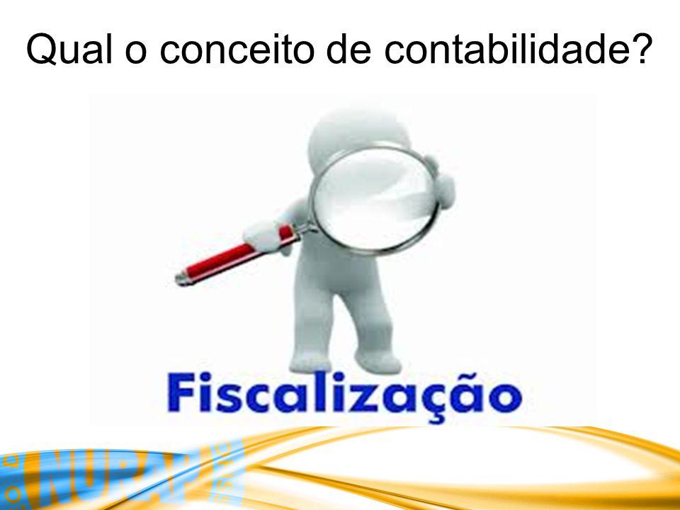 Qual o conceito de contabilidade?