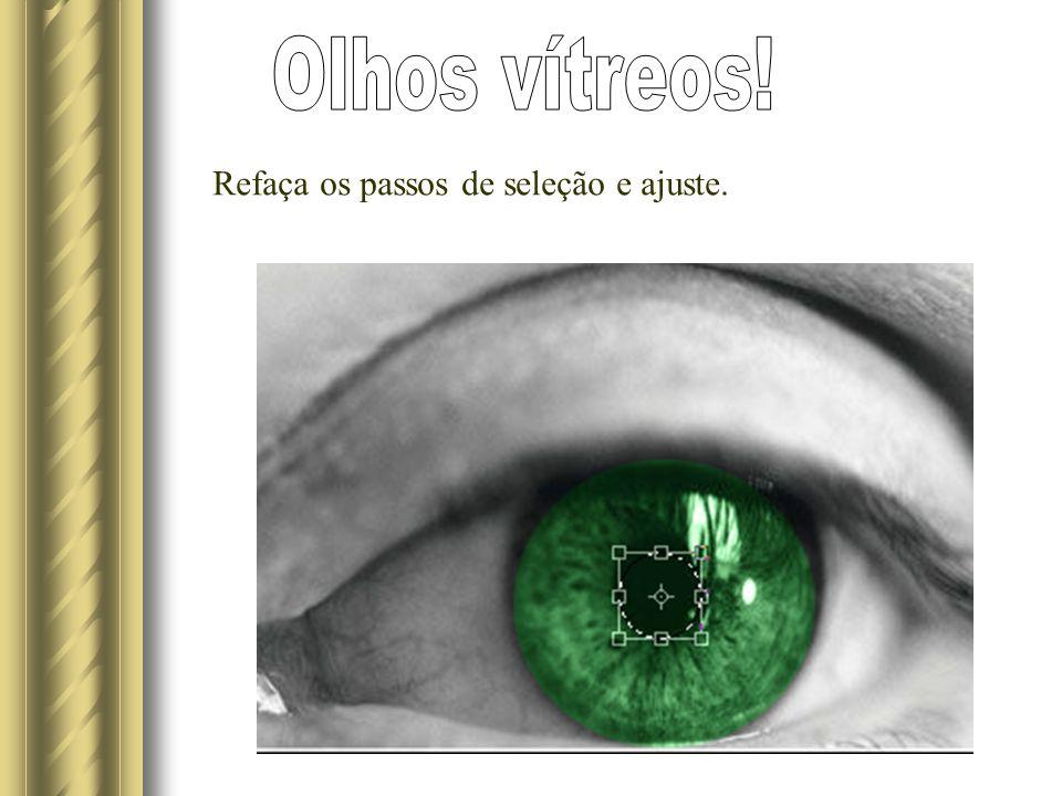 2 1 3 Retoque: cor, opacidade na pupila.