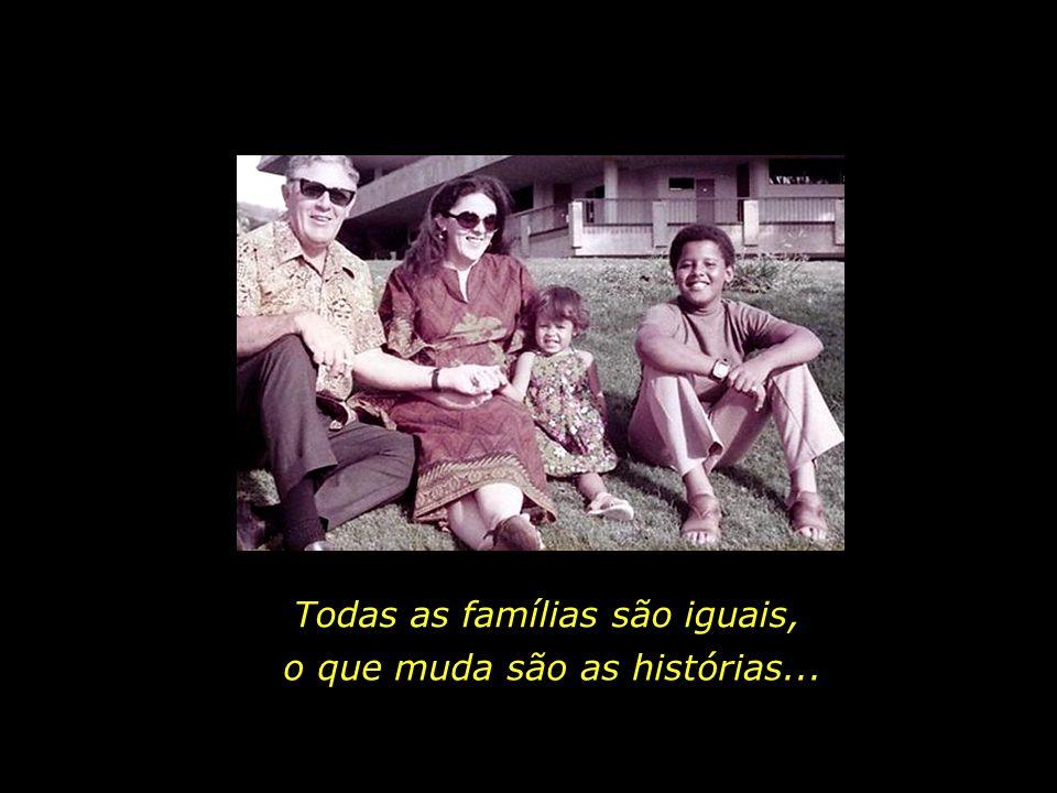 Pai e filha,Mãe e filhos, Avó e netos, Irmãos...