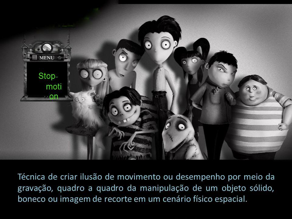 Concentrando - se na IDEIA Frankenweenie, by Tim Burton, 2012