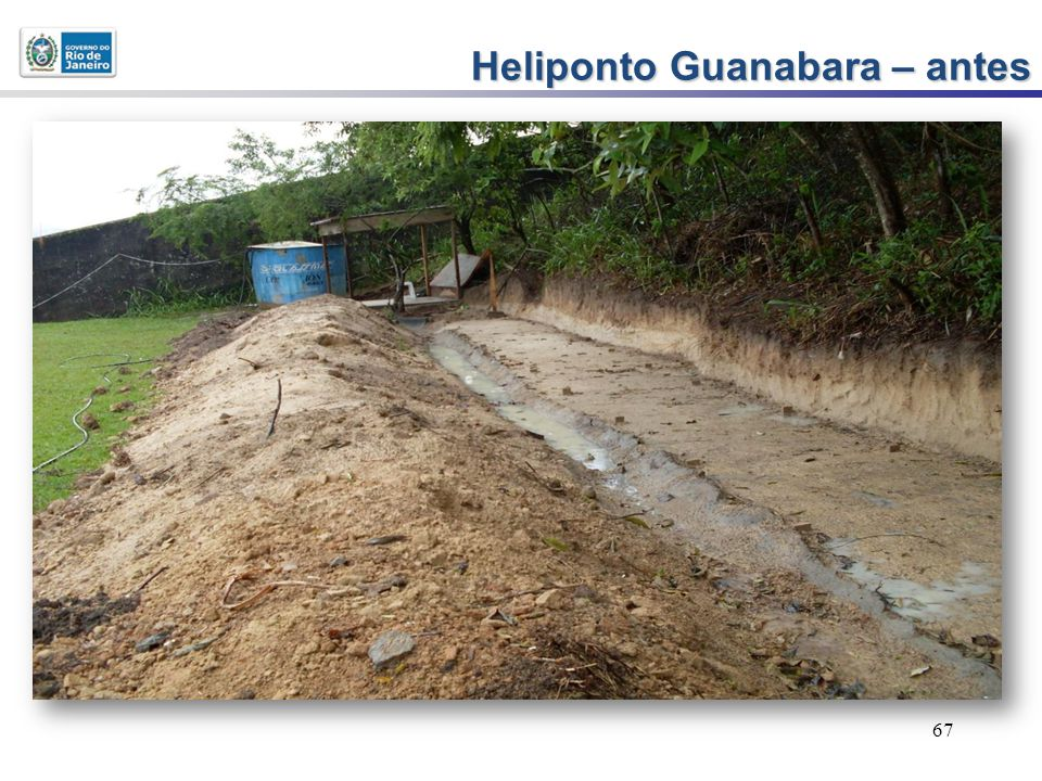 67 Heliponto Guanabara – antes