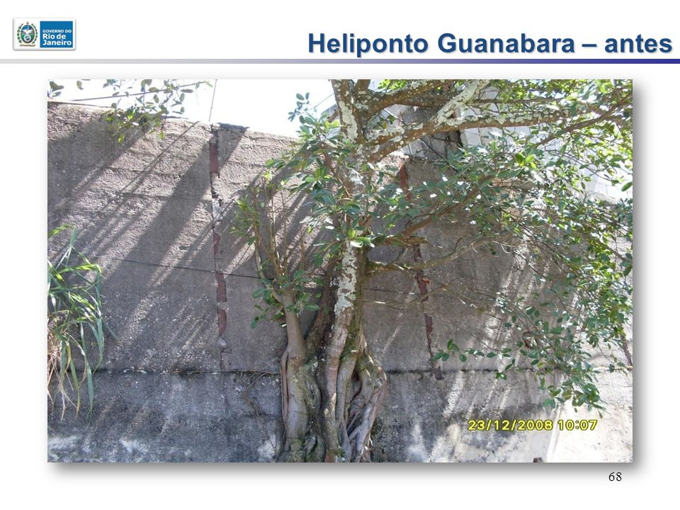 68 Heliponto Guanabara – antes