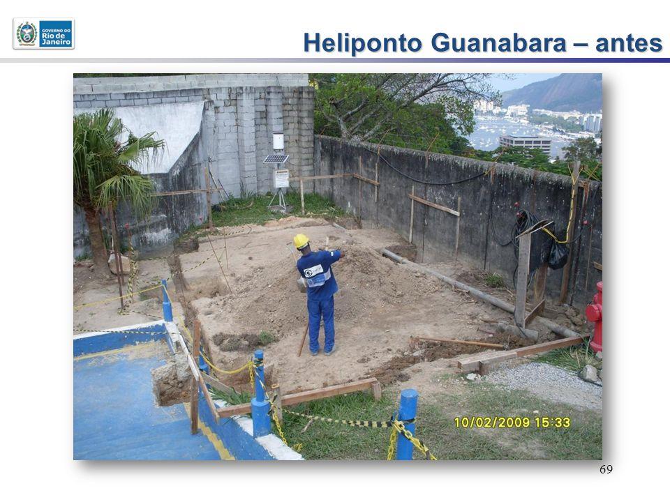 69 Heliponto Guanabara – antes