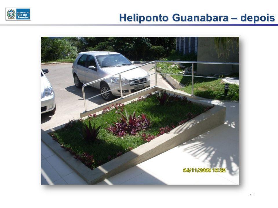 71 Heliponto Guanabara – depois