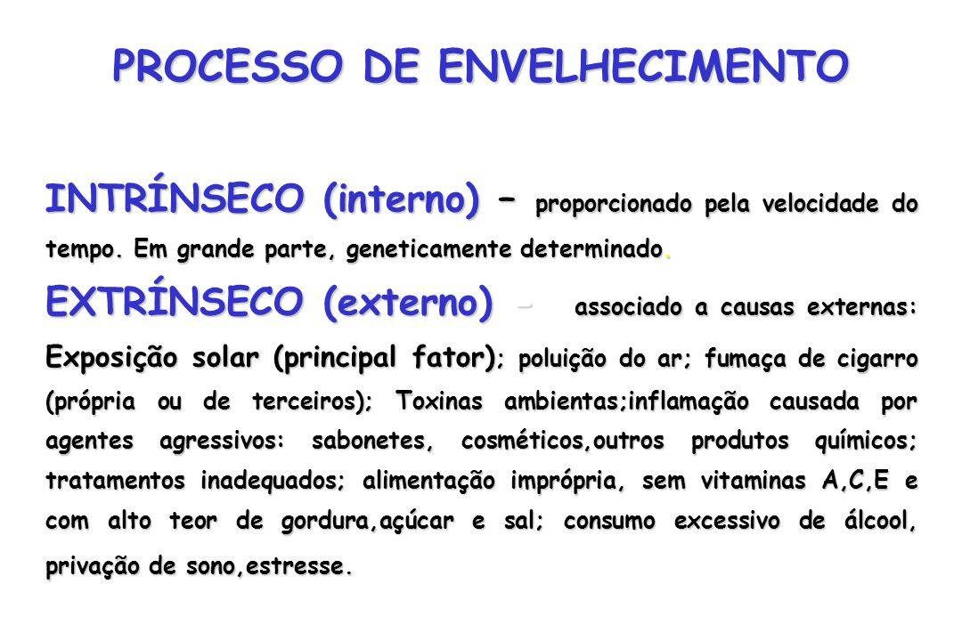 CÂNCER DE PELE - INCA 2008 -No Brasil, o câncer de pele continua sendo o tipo mais incidente para ambos os sexos.