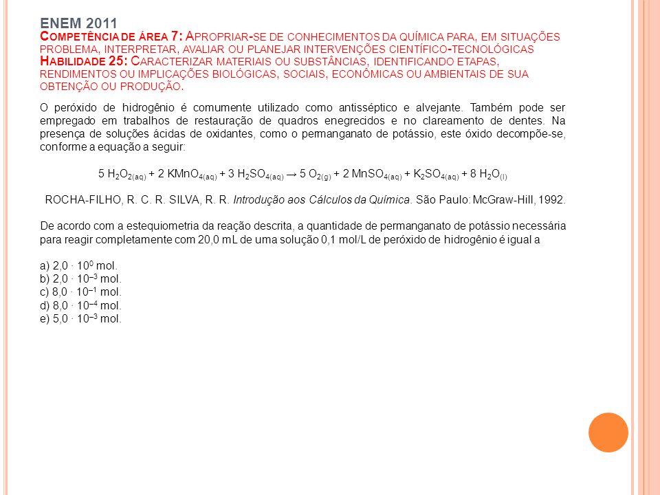 O peróxido de hidrogênio é comumente utilizado como antisséptico e alvejante.