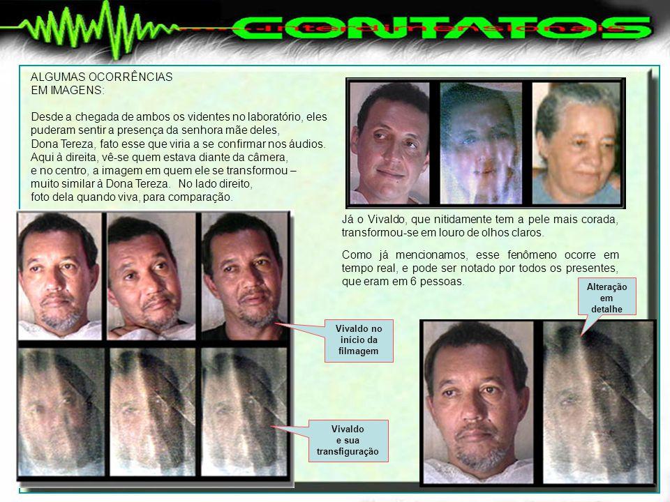 Boletim n o. 6 COM VIDENTES No final do mês de outubro de 2006, tendo ido fazer palestra no centro espírita coordenado por Donato Silveira, em São Pau