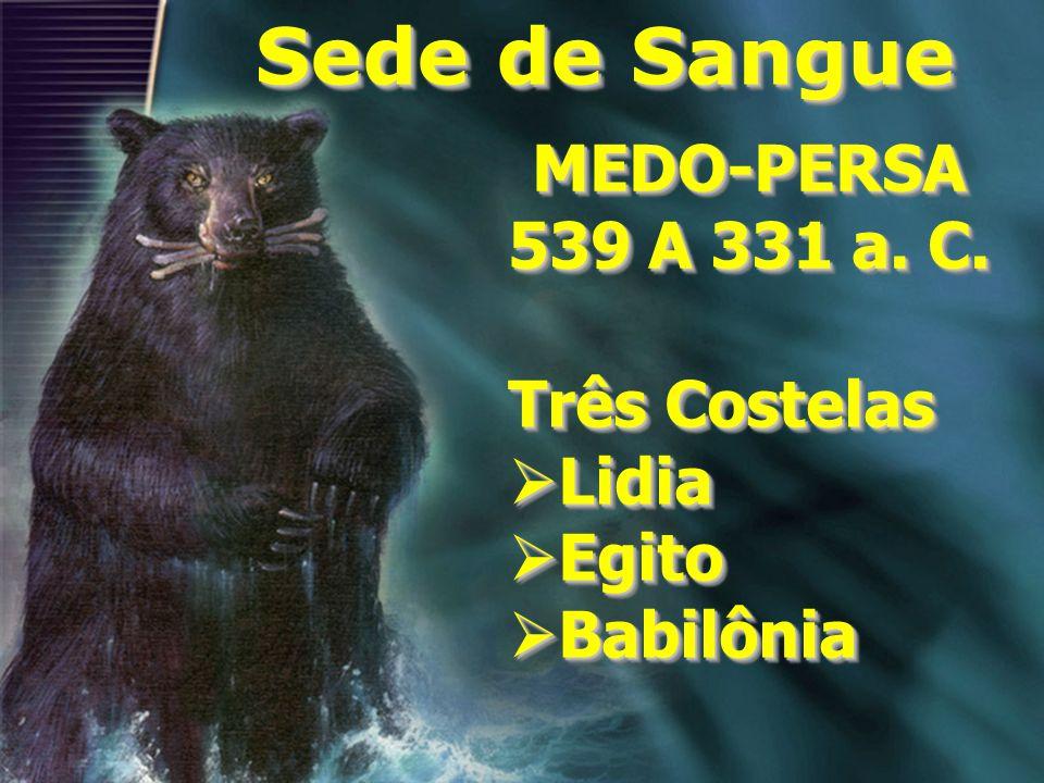 MEDO-PERSA 539 A 331 a.C.