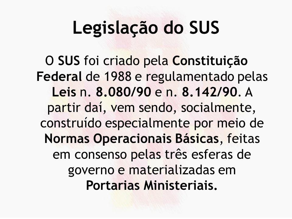 Constituição Federal Constituição Federal de 1988: A Constituição Cidadã foi um marco fundamental na redefinição das prioridades da política do Estado na área da saúde pública.
