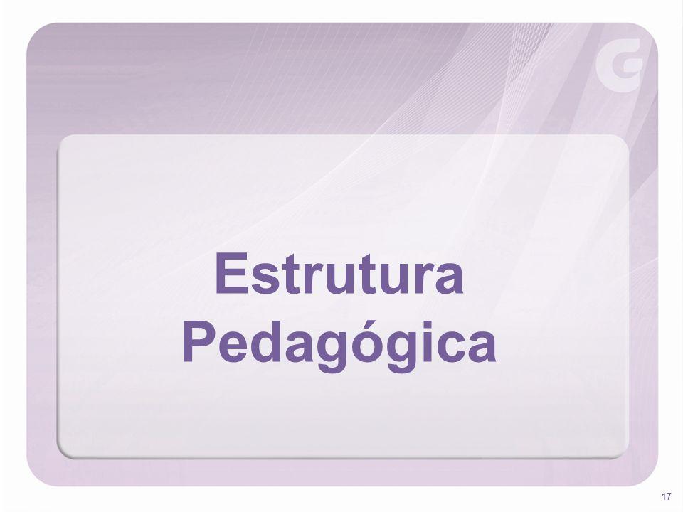 17 Estrutura Pedagógica