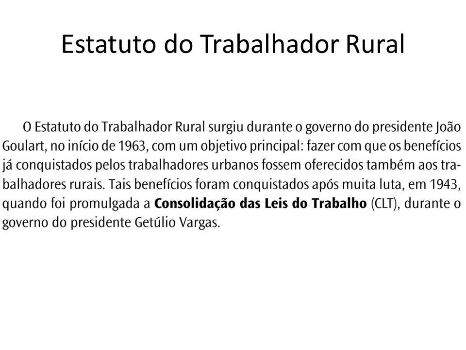 Estatuto do Trabalhador Rural