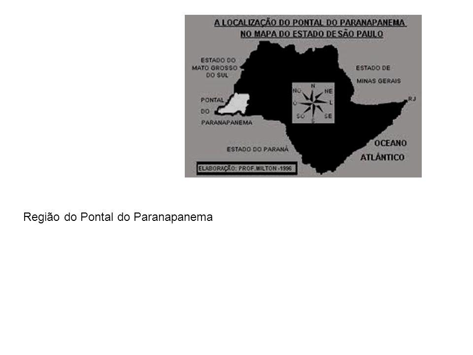 Região do Pontal do Paranapanema