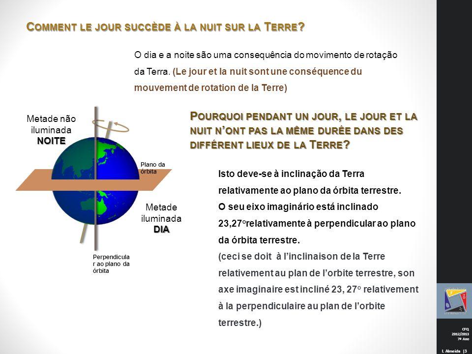 CFQ 2012/2013 7º Ano I.