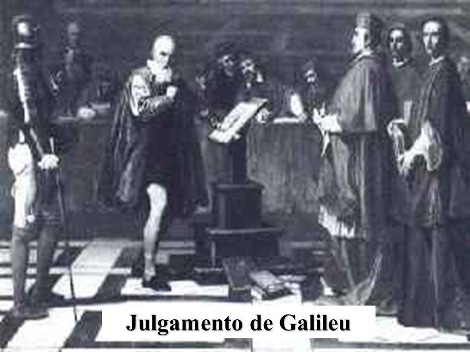 As observações de Galileu levavam a crer que Nicolau Copérnico estava certo quando disse que a Terra girava ao redor do Sol. Por isso, Galileu foi rep