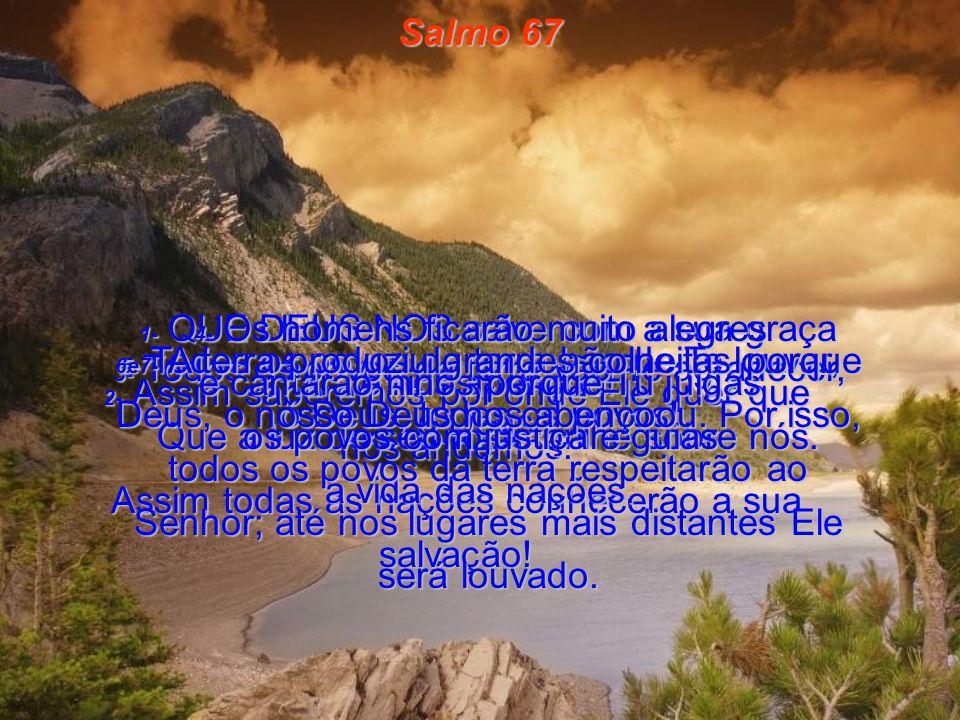 Salmo 67