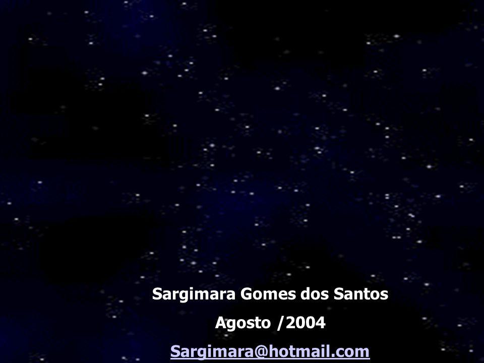 A minha visão do nosso planeta era um relance de divindade. -Edgar Mitchell, EUA Sargimara Gomes dos Santos Agosto /2004 Sargimara@hotmail.com
